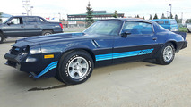 Relive the '80s in this 20,000 Mile Camaro Z28