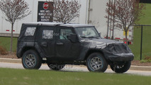 2018 Jeep Wrangler could get 300-hp turbo-four engine