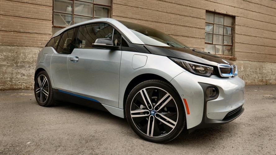 50% d'autonomie supplémentaire à venir pour la BMW i3