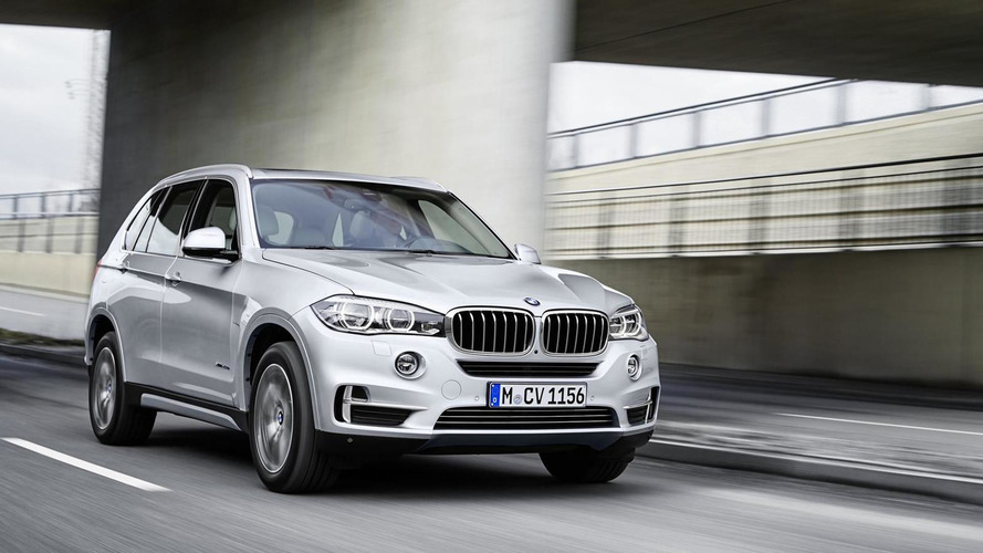 BMW asking $63,095 for X5 xDrive40e in United States