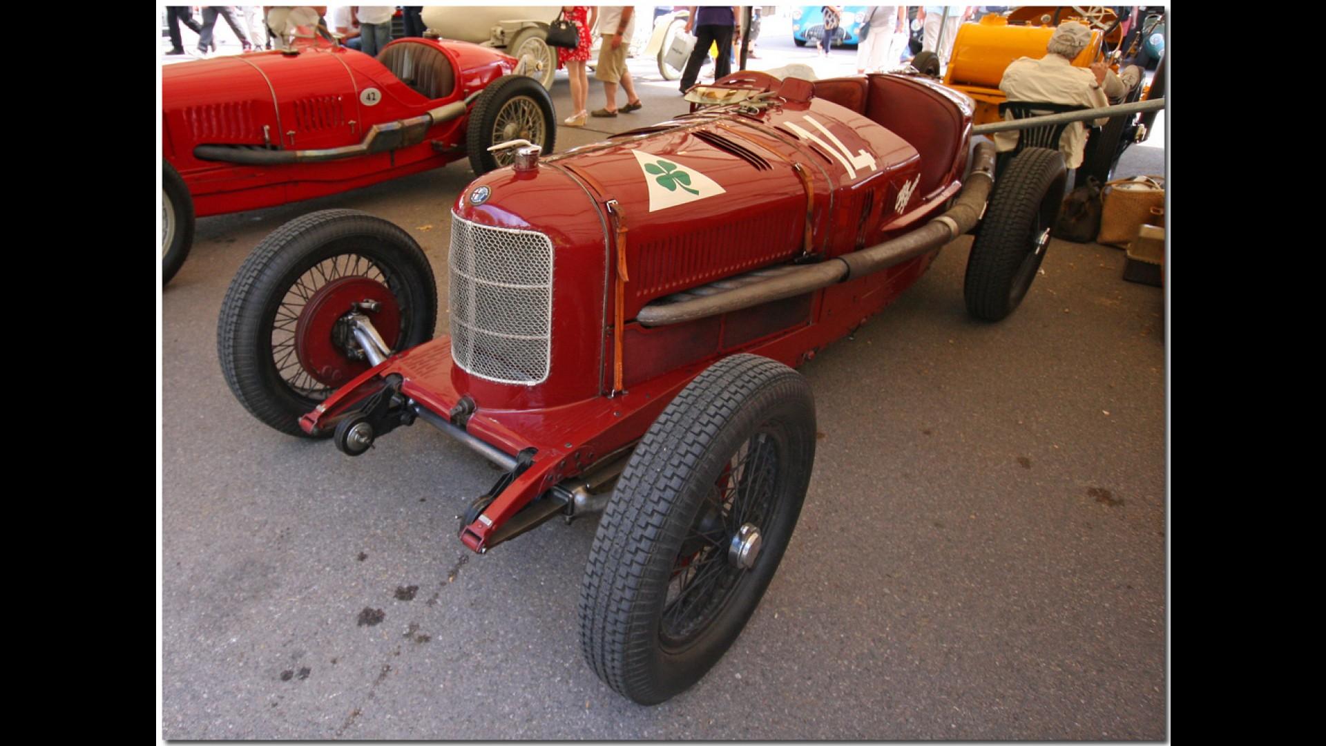 Alfa Romeo Grand Prix P2