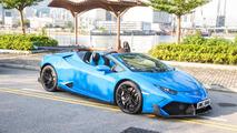 Découvrez une Lamborghini Huracán absolument diabolique !