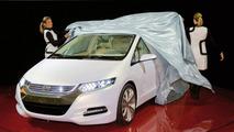 Honda Insight Concept in Paris