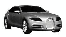 Bugatti 16C Galibier Trademark design