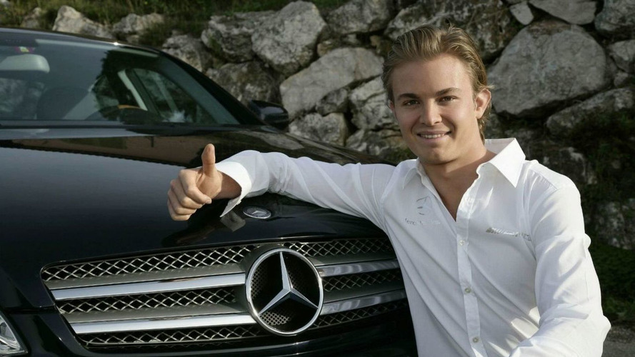Rosberg would welcome Schumacher as teammate