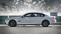 BMW 7 Series M Sport Receives Matt Black Trim Treatment by EAS