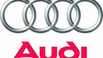 AUDI AG logo 1995
