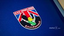 In memory of Dan Wheldon, car of Alex Tagliani, Team Barracuda - BHA Lotus
