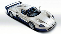 Maserati MC12 Takes Production Car Nurburgring Lap Record
