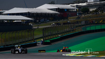 F1 Brazilian Grand Prix - Qualifying Results