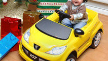 Peugeot 107 for under fives