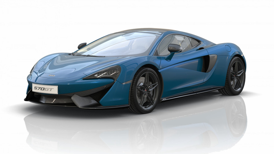 McLaren Reveals 570GT Commemorative Edition After Only 3 Years
