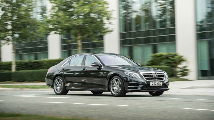 Mercedes is developing an electric S-Class –watch out Tesla