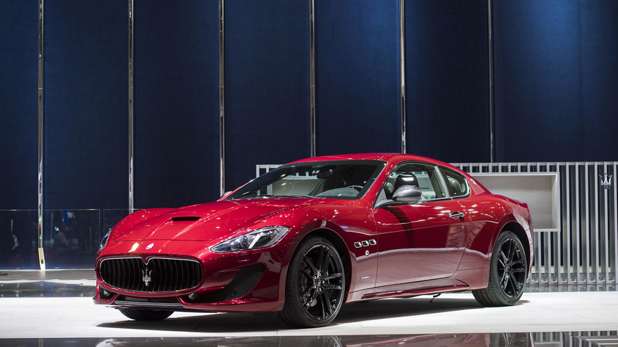 Maserati honours its past with carbon fibre for GranTurismo, GranCabrio