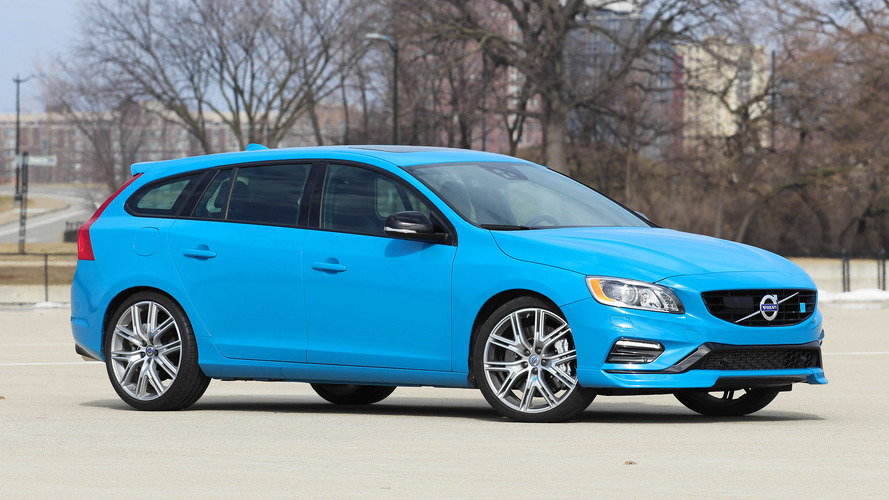 2017 Volvo V60 Polestar Review: The complete package