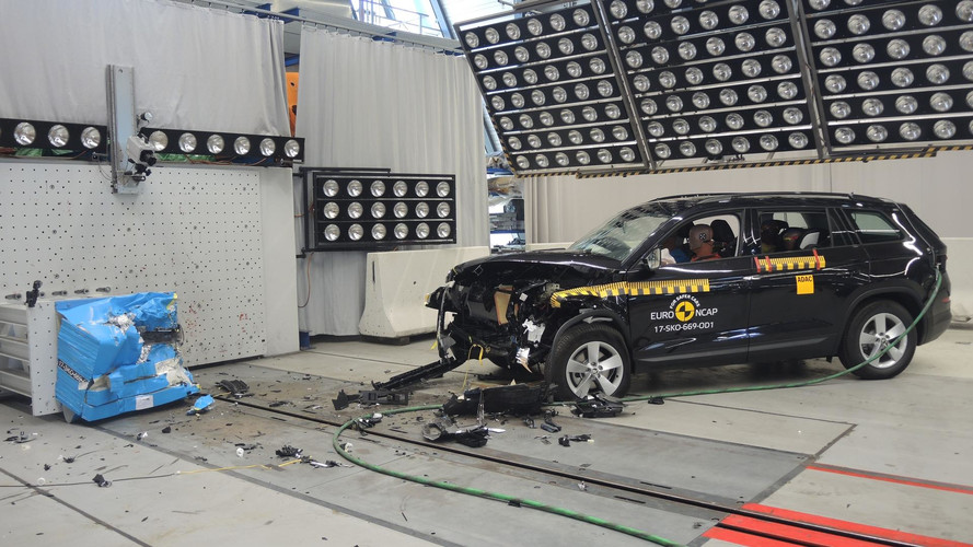 Skoda, Mini Get Top Euro NCAP Safety Ratings