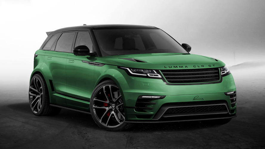 Does The Range Rover Velar Look Better With a Wide-Body Kit?