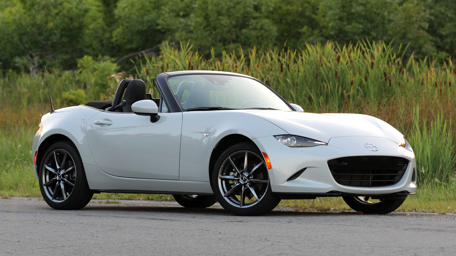 hits mazda news miata mx units production