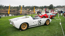 Ford GT40s at Pebble Beach Concours d'Elegance