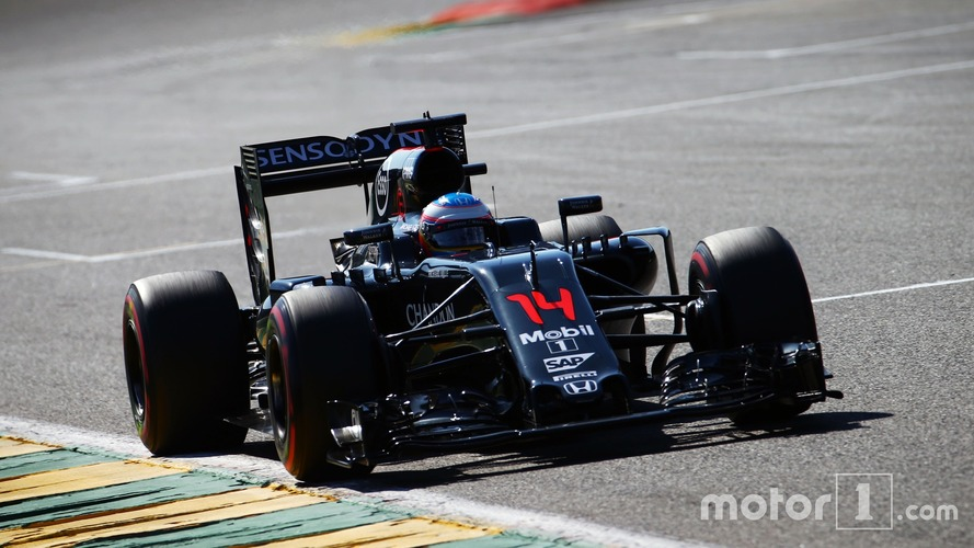 Alonso: Seventh at Spa had been 'unthinkable' for McLaren