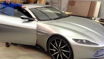 Aston Martin DB10 spotted in the flesh