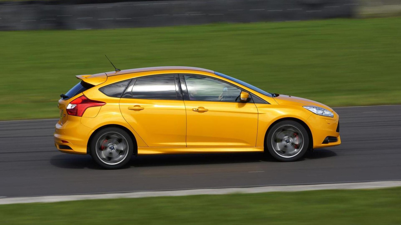 Ford Focus ST by GGR