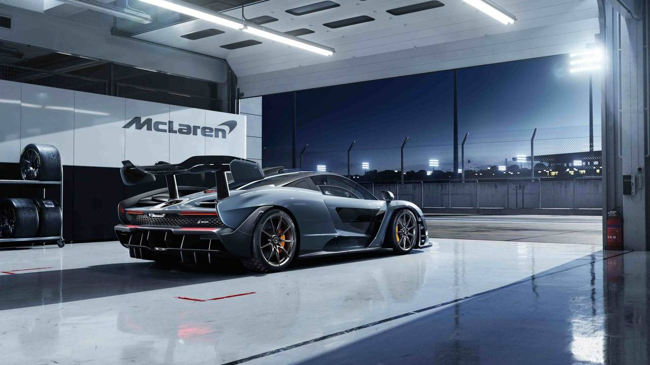 2018 McLaren Senna - A Taste Of What's To Come