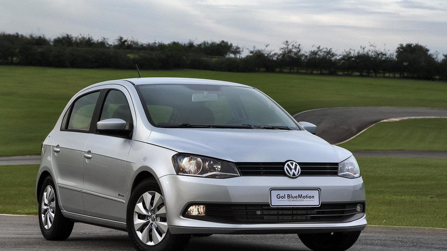 2013 Volkswagen Gol and Voyage revealed