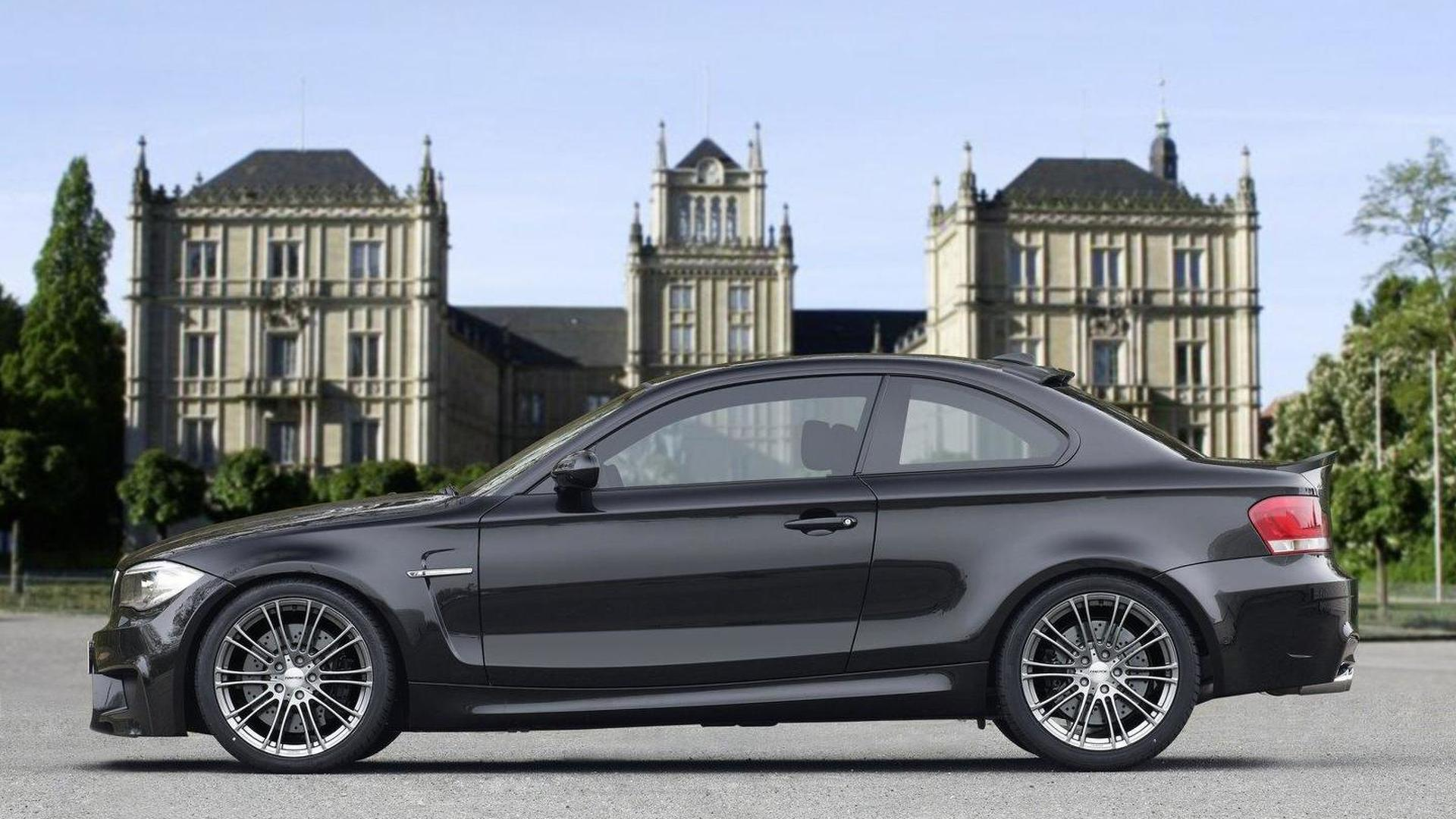 Hartge Tunes BMW Series M Coupe To HP - Bmw 1 series m