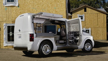 Nissan NV2500 Concept Unveiled