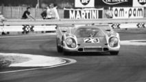 Porsche 917 en route to victory at Le Mans 1970, 24.06.2010