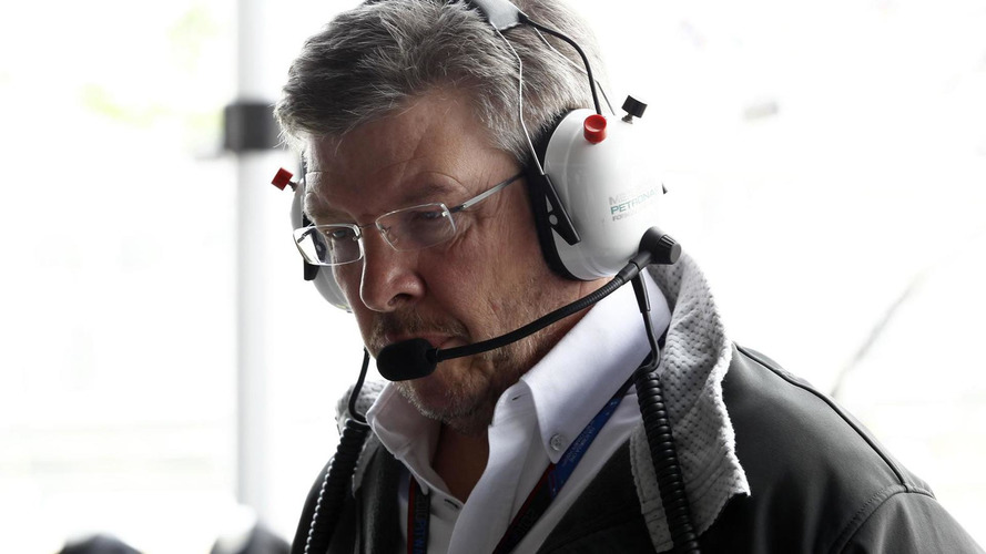 Brawn too 'busy' to win 2010 title - Schumacher