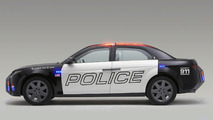 Carbon Motors E7 Cop Car