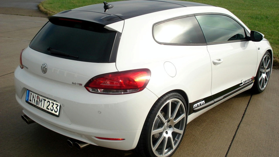 MTM VW Scirocco R with 380 hp Coming Soon