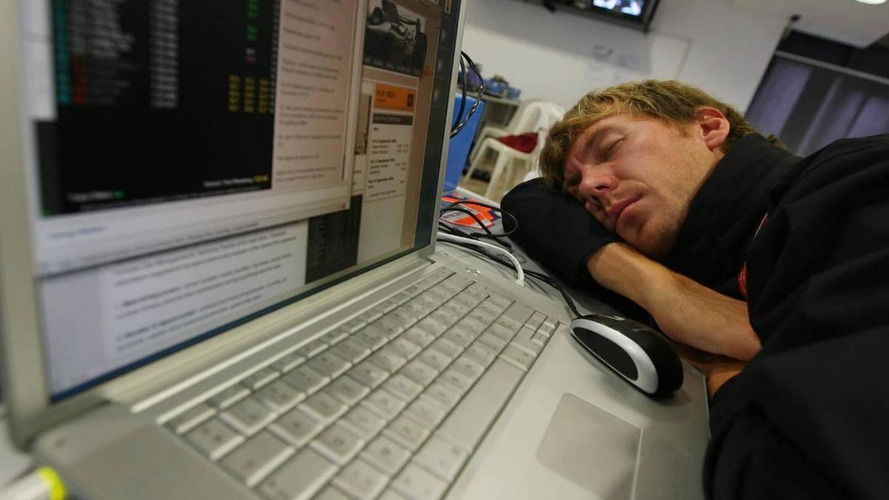 Red faces after McLaren email gaffe