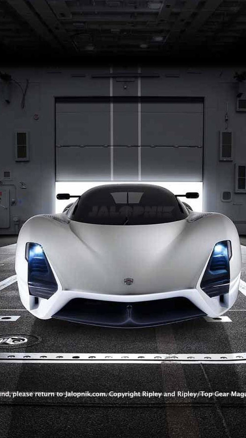 Shelby Supercars introduces the Tuatara [video]