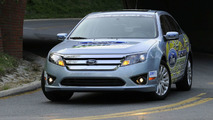 Ford Fusion Hybrid Mileage Challenge