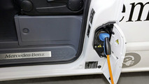 Mercedes-Benz Vito battery electric experimental vehicle - 12.02.2010