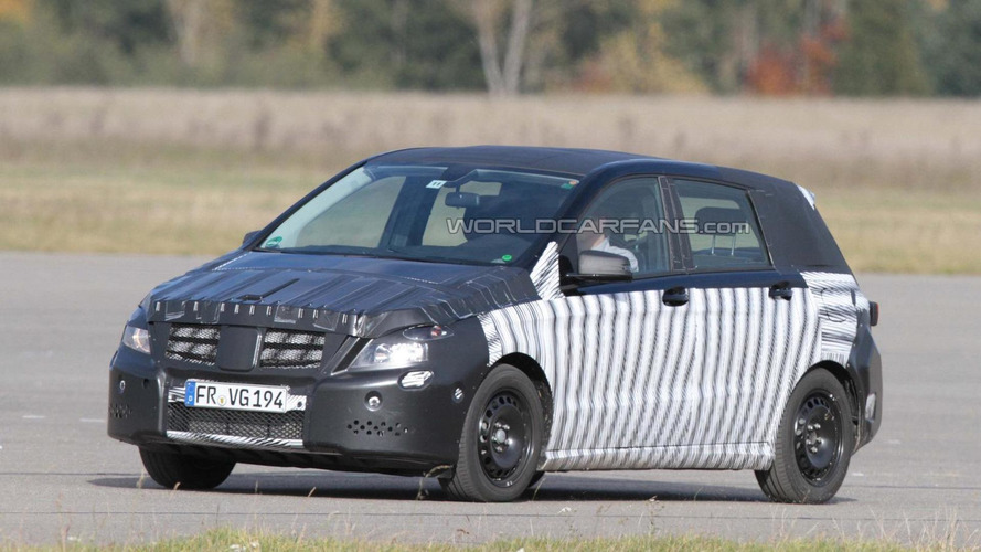 Details emerge on 2012 Mercedes-Benz B-Class