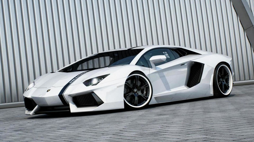 Lamborghini Aventador by Wheelsandmore has 777 hp
