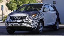 2015 Kia Sportage spy photo 27.6.2013