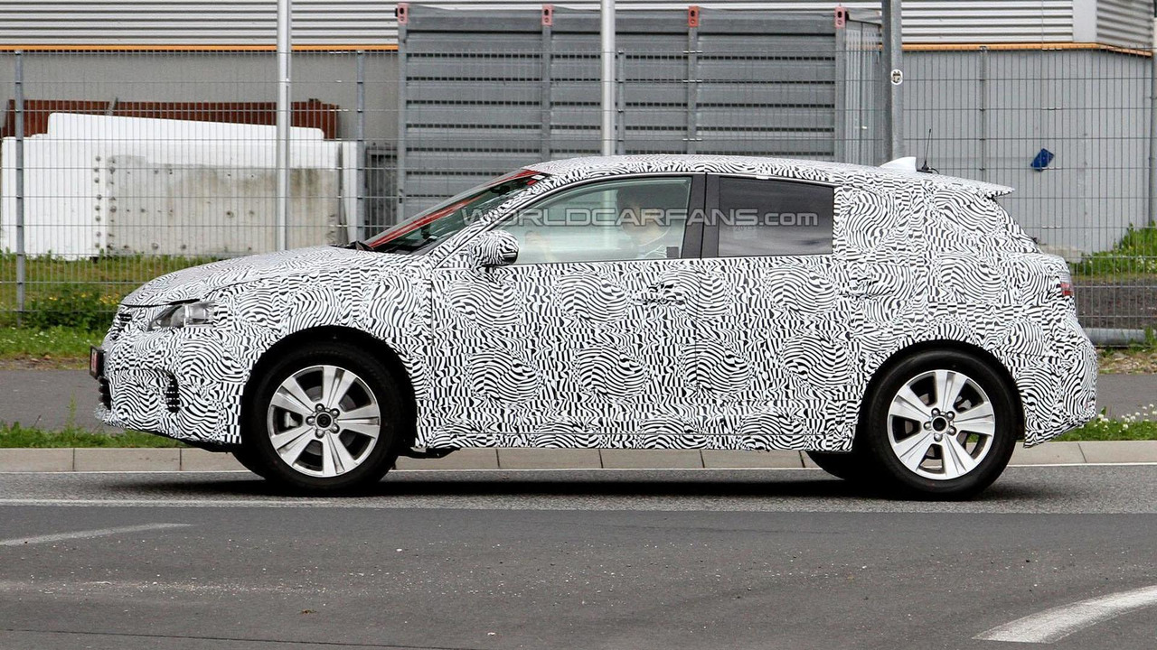 2015 Lexus NX spy photo 25.6.2013
