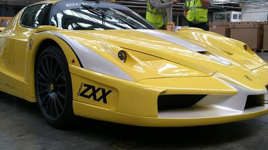 Ferrari Enzo ZXX EVOLUTION fully restored [video]