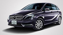 Mercedes-Benz B180 Northern Lights Black special edition 10.07.2013
