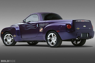 Chevrolet SSR Indy 500 Pace Vehicle