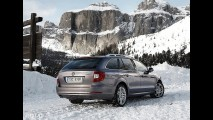 Skoda Superb Estate 4x4