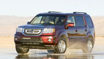 Honda Pilot Priced at USD 27,595