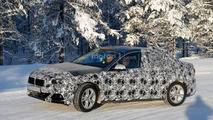 BMW 2 Series sedan spy photo
