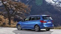 2018 BMW 2 Series Gran Tourer facelift