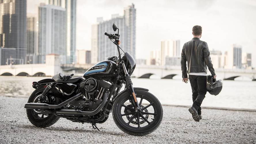 Harley-Davidson dévoile ses Sportster Iron 1200 et Forty-Eight Special